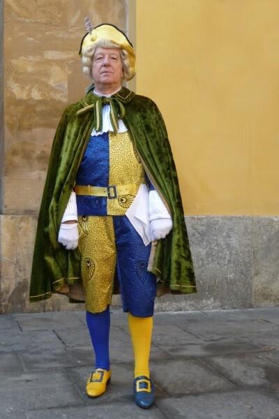 Dsèvod, la maschera di Parma