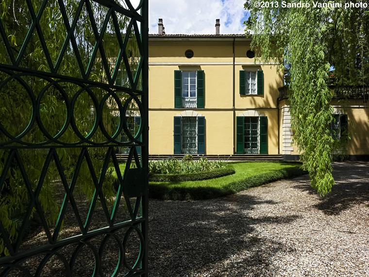 S.Agata di Villanova sull'Arda  - Giuseppe Verdi e la sua Villa
