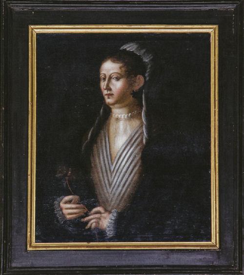 Soragna - Rocca Meli Lupi: la leggenda del fantasma di Donna Cenerina