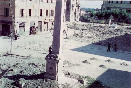 Fidenza: bombardamento del 13 maggio del 1944