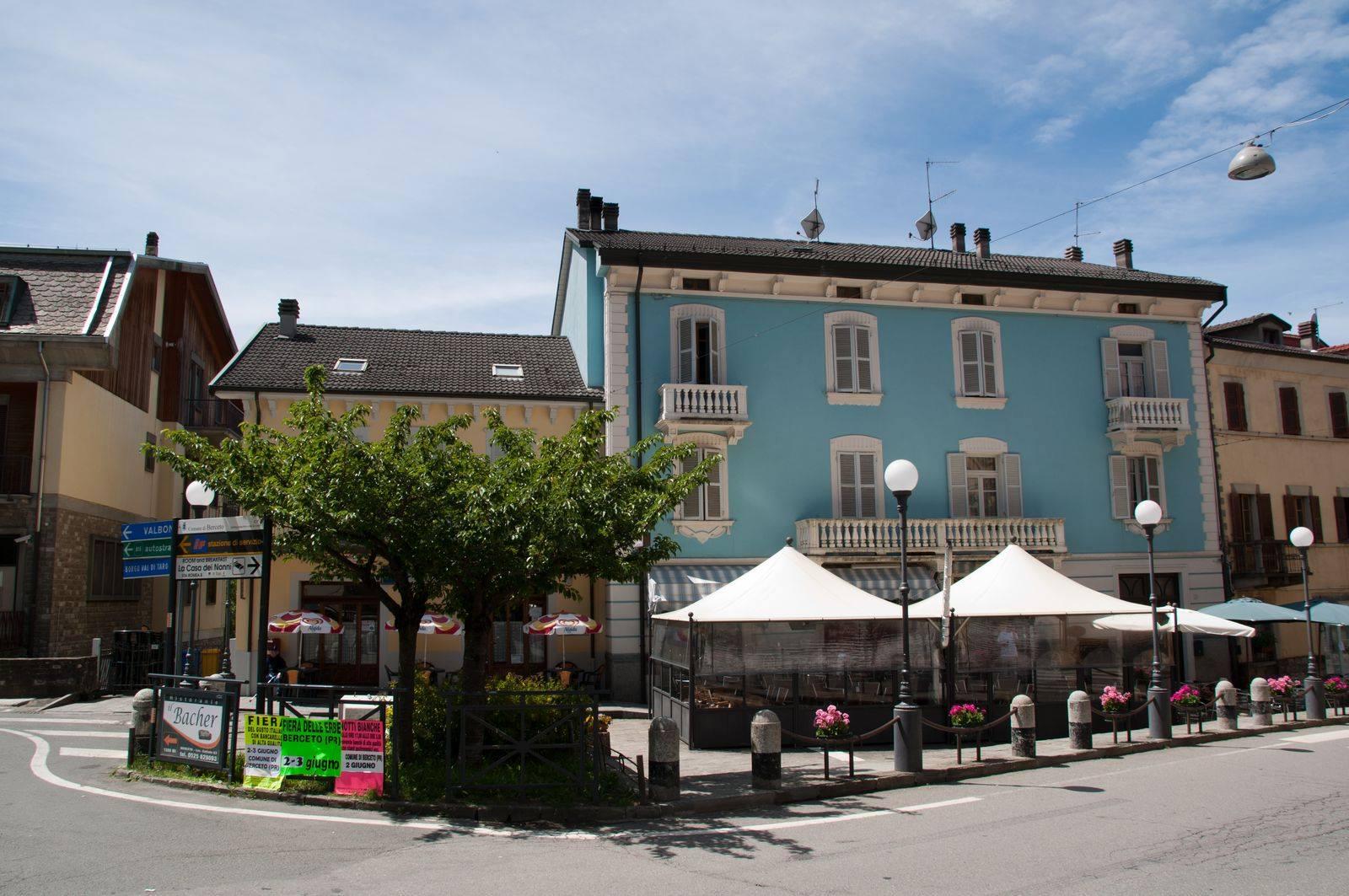 Berceto - Albergo-bar Vittoria