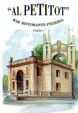 "Parma - Ristorante-Pizzeria ""Al Petitot"""