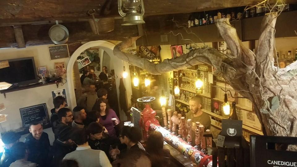 Parma - Bastian Contrario pub e beershop