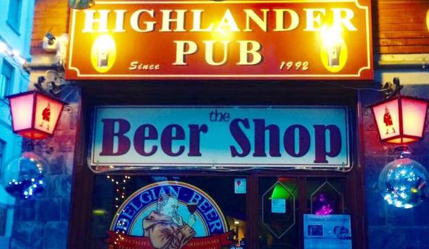 Parma - Highlander Pub Beer Shop