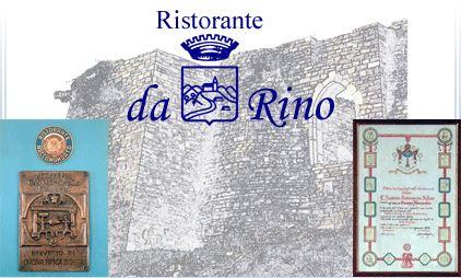 Berceto - Ristorante - bar Da Rino