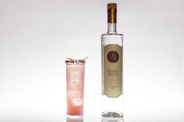 """DRINK: 8 e mezzo ispirato al film """"8 e 1/2"""", di Federico Fellini"""