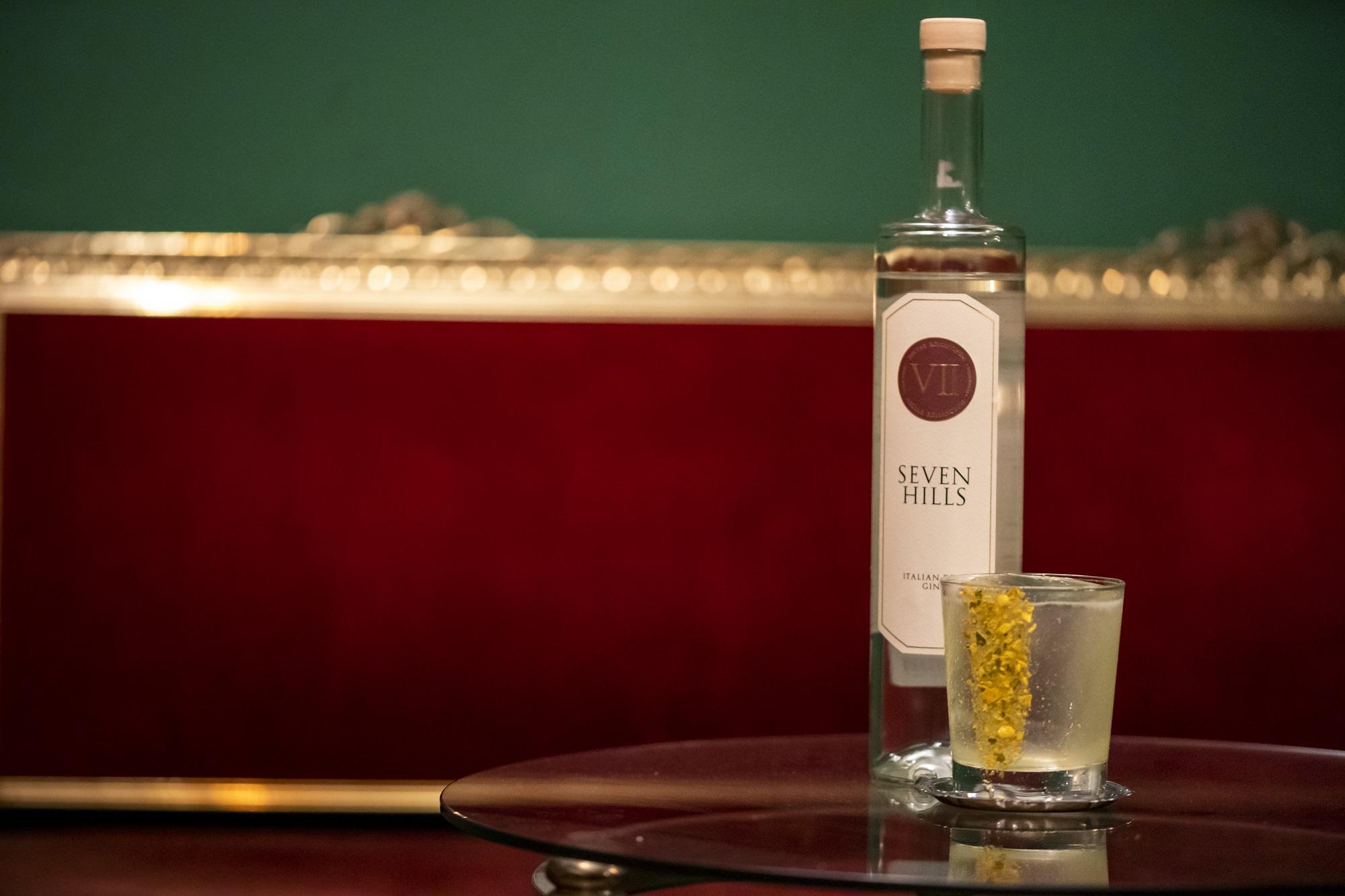 """DRINK: MARCELLO, COME HERE!  ispirato al film """"La Dolce Vita"""", di Federico Fellini"""