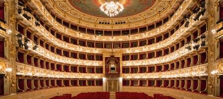 Parma _ Teatro Regio: la biglietteria