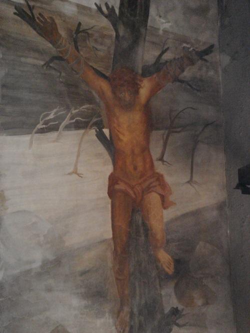 Corniglio - Sesta Madoi, il paese degli affreschi