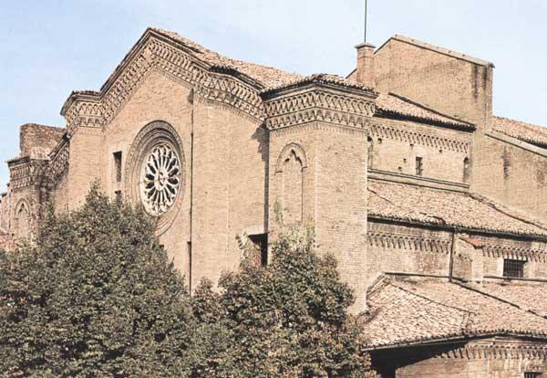 Parma - Chiesa di San Francesco del Prato