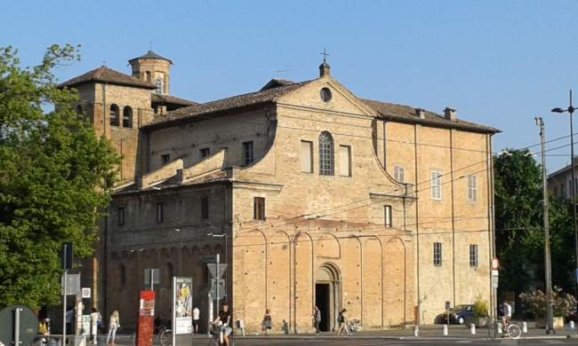 Parma - Chiesa di Santa Croce, pieve romanica