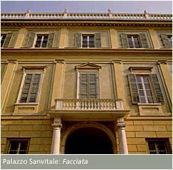 Parma - Palazzo Sanvitale