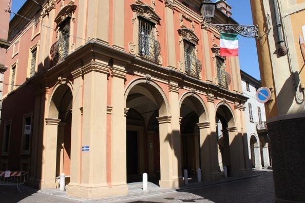 """Busseto Palazzo de"""" Il Monte di Pietà"""""""