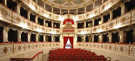Busseto - Teatro Giuseppe Verdi