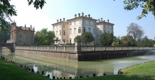 Busseto_ Villa Pallavicino
