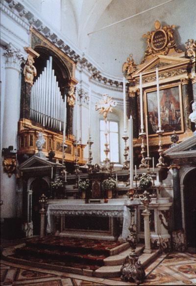 Colorno - Cappella Ducale di San Liborio