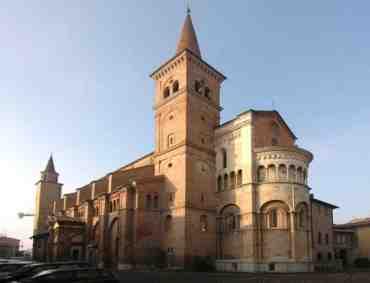 Fidenza - Duomo di San Donnino progettato da Benedetto Antelami