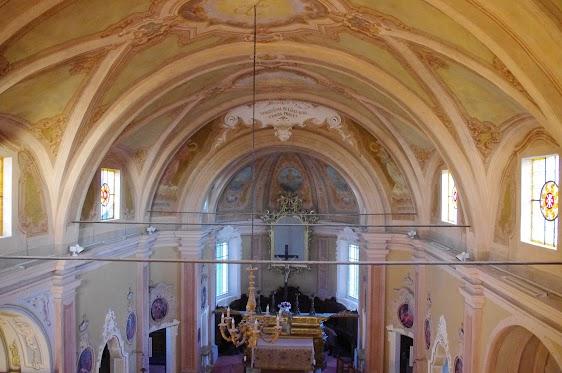 Fontanellato - Chiesa di S. Croce e S. Benedetto
