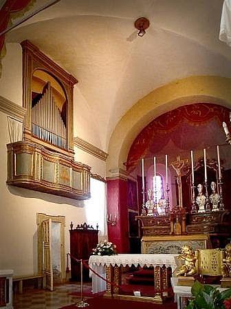 Roncole Verdi - Chiesa di San Michele Arcangelo