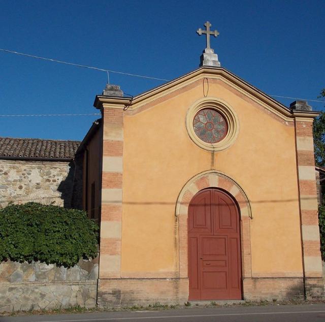 Torrechiara - Oratorio di San Rocco