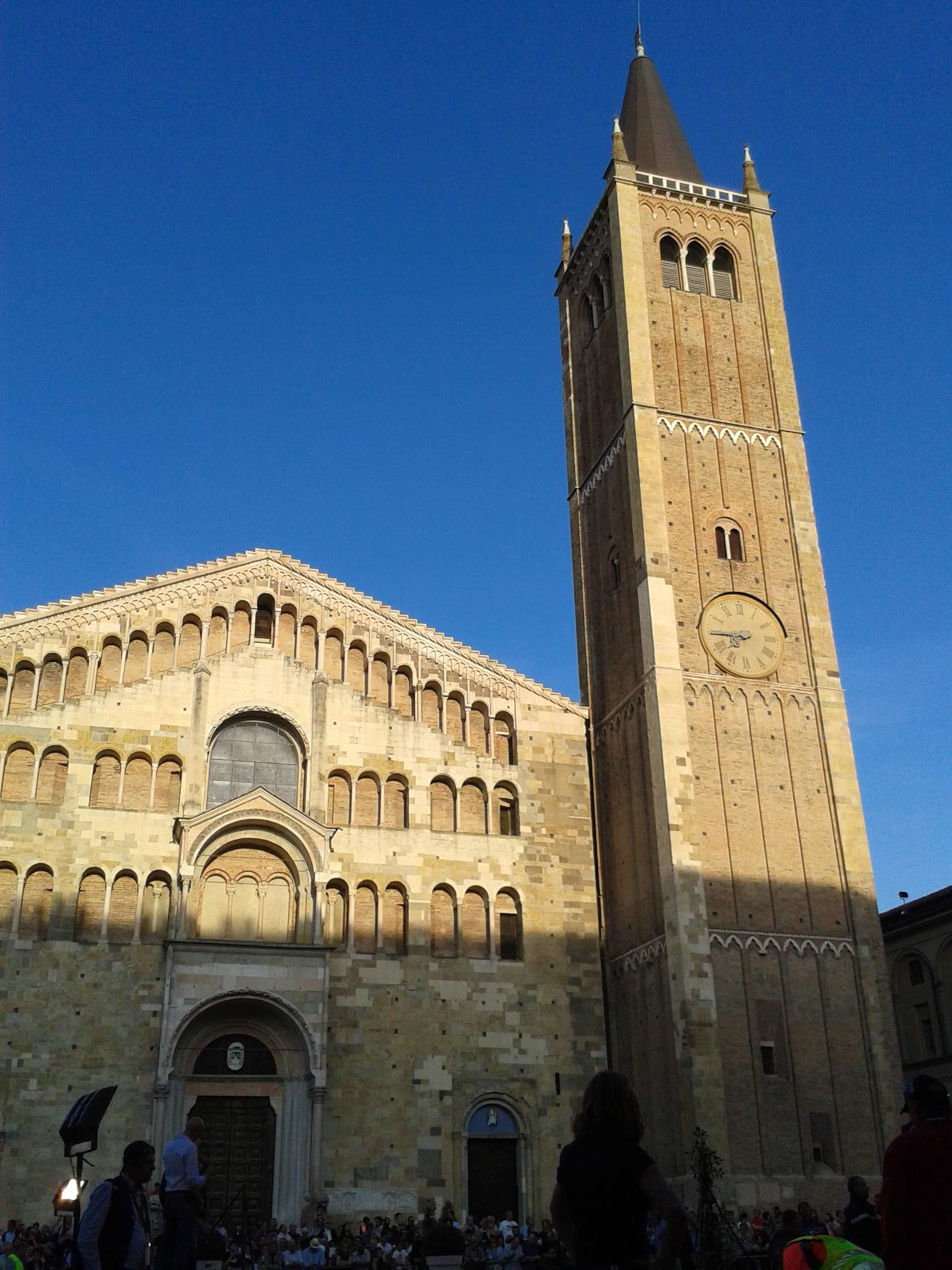 Parma - IL DUOMO, la storia