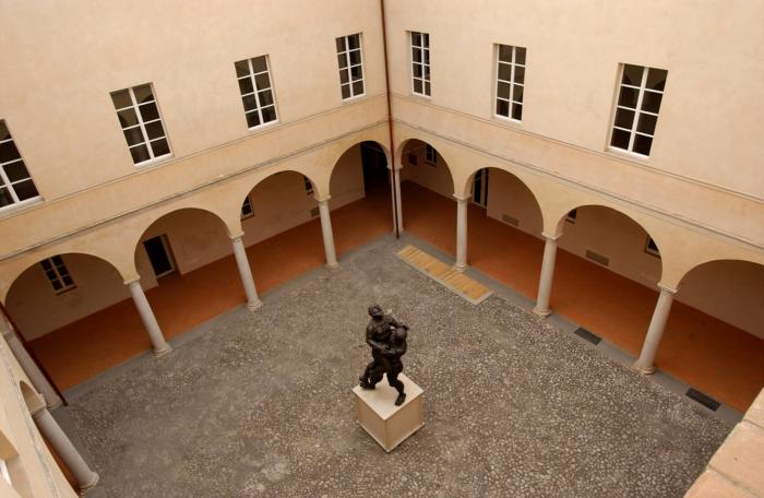 Parma - Palazzo Cusani