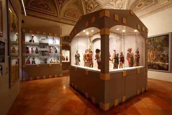 Parma - Il Castello dei Burattini - Museo Giordano Ferrari