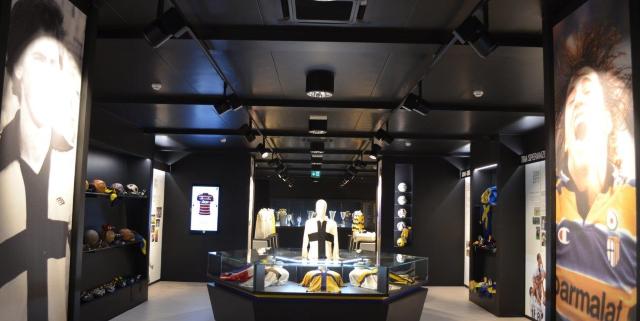 """Parma - Museo del Parma Calcio """"Ernesto Ceresini"""""""