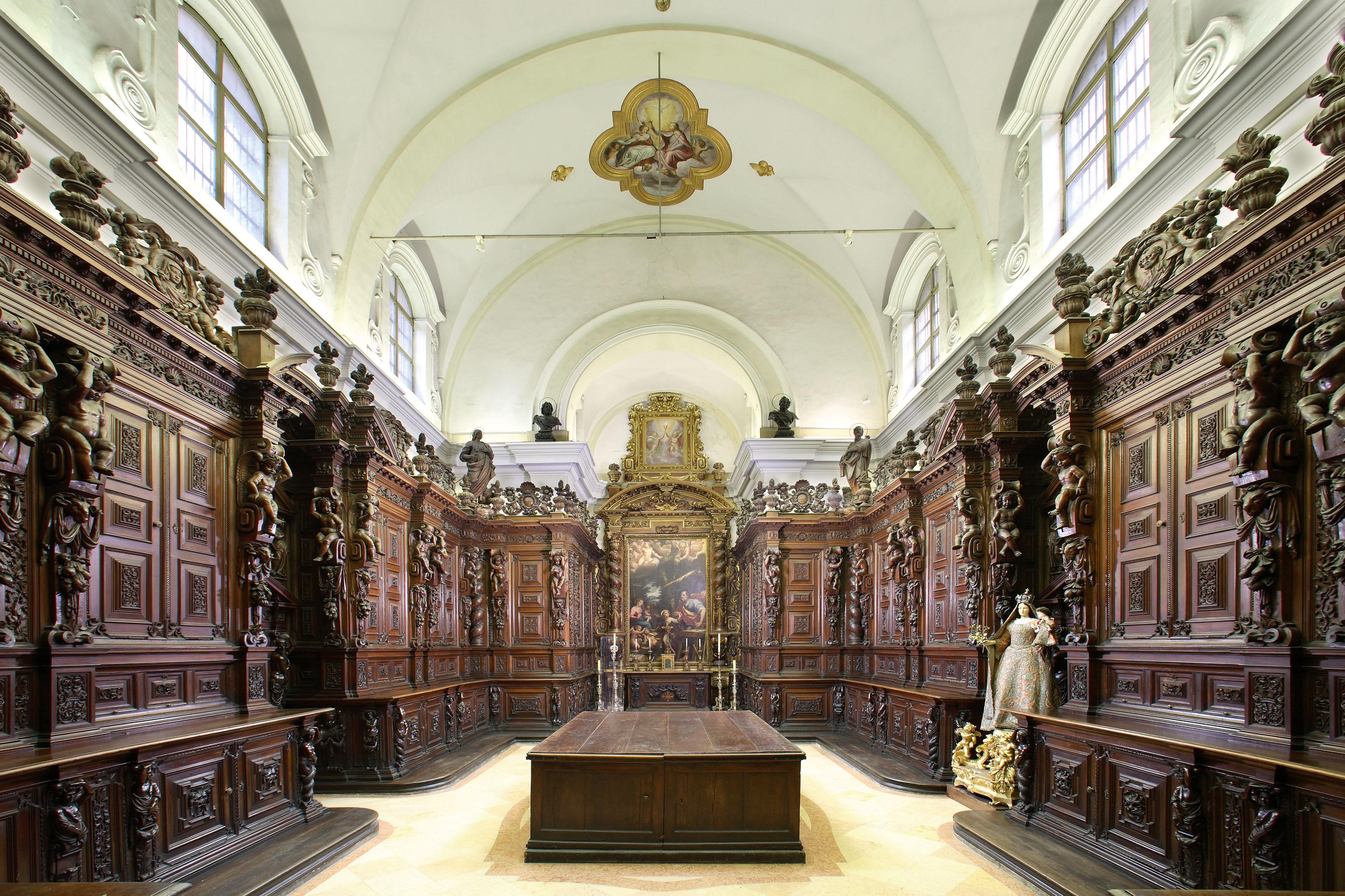 Parma - Percorso museale dell' Ordine Costantiniano