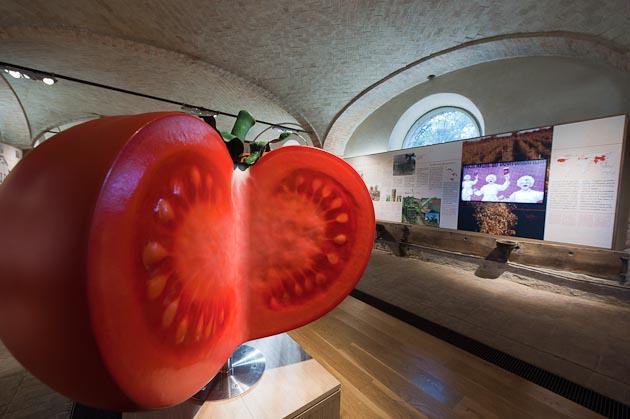 Collecchio - Museo del Pomodoro - Musei del cibo
