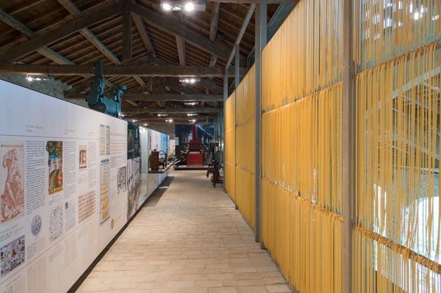 Collecchio _ Museo della Pasta - Musei del cibo