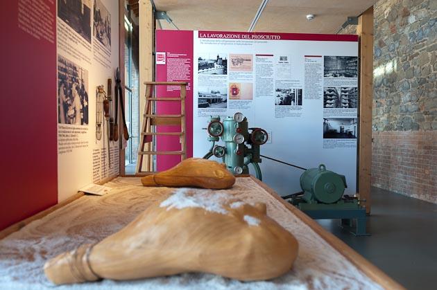 Langhirano - Museo del Prosciutto e dei salumi di Parma -Musei del cibo