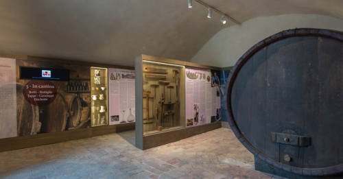 Sala Baganza - Museo del vino