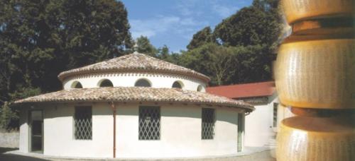 Soragna - Museo del Parmigiano Reggiano