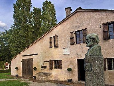 Busseto -Roncole Verdi - Casa natale di G. Verdi