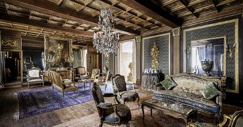 Compiano  - Museo della Marchesa Raimondi Gambarotta
