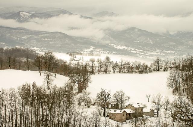 Borgotaro - Riserva Naturale dei Ghirardi