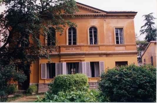 Parma - Orto Botanico