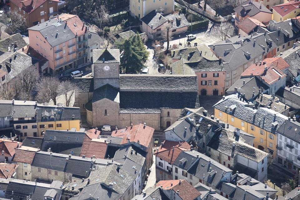 Berceto  San Moderanno - Duomo