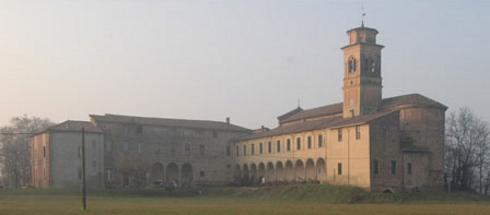 Castione Marchesi -  Abbazia di Santa Maria Assunta