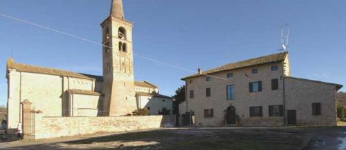 Felino - Chiesa di Sant'Ilario a Sant'Ilario Baganza