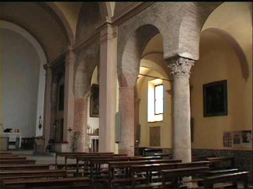 Parma - LA PIEVE DI SAN PANCRAZI0