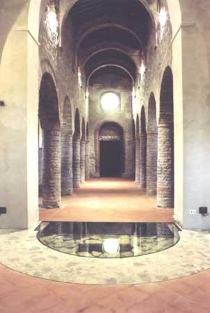 Parma - Pieve dei Santi Ippolito e Cassiano a Gaione