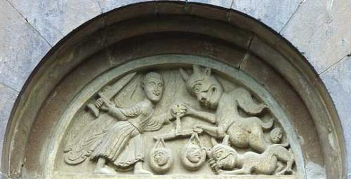 Sala Baganza - Pieve di Talignano dedicata a San Biagio