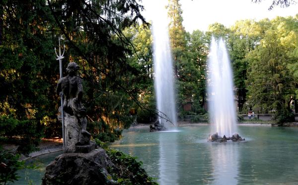 Salsomaggiore - Parco Mazzini