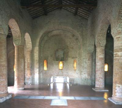 San Secondo - Pieve di san Genesio