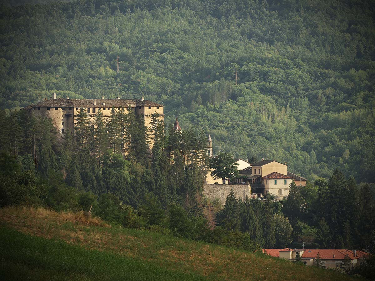 Compiano - Il castello