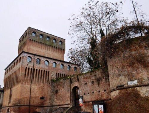 Noceto _ Castello della Musica (Rocca dei Sanvitale)