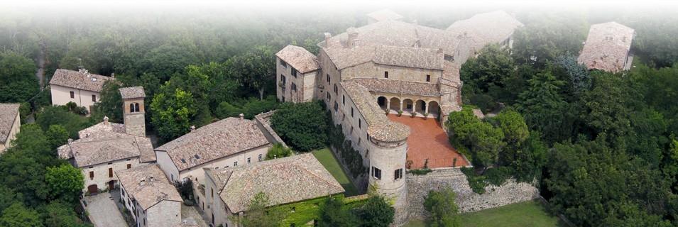 Salsomaggiore: il Castello di Scipione dei Marchesi Pallavicino