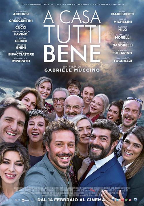 Al Cinema San Martino Noceto A CASA TUTTI BENE